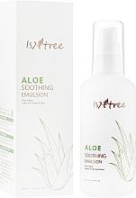 Voňavky, Parfémy, kozmetika Upokojujúce mlieko s výťažkom z aloe vera - Isntree Aloe Soothing Emulsion