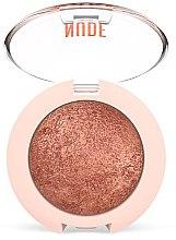 Voňavky, Parfémy, kozmetika Tiene na viečka - Golden Rose Nude Look Eyeshadow