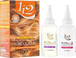 """Voňavky, Parfémy, kozmetika Tekutina pre chemickú ondulaciu """"Med s keratínom"""" - Celia"""