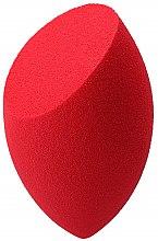 Voňavky, Parfémy, kozmetika Špongia na make up, červená - Kashoki Olive Cut Make Up Sponge Red