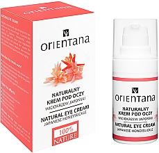 Voňavky, Parfémy, kozmetika Ultrahydratačný očný krém - Orientana Bio Eye Cream