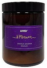 """Voňavky, Parfémy, kozmetika Vonná sójová sviečka """"Akácia"""" - Anwen Acacia"""