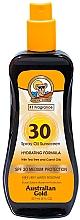 Voňavky, Parfémy, kozmetika Opaľovací sprej - Australian Gold Spray Oil Hydrating Formula SPF30