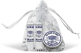 Voňavky, Parfémy, kozmetika Sada - Institut Karite (butter/10ml + lipstick/2x4g)