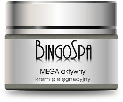 Mega aktívny krém na tvár - BingoSpa (135 g) — Obrázky N1