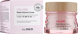 Voňavky, Parfémy, kozmetika Hydratačný minerálny krém pre suchú pokožku - The Saem Iceland Water Volume Hydrating Cream
