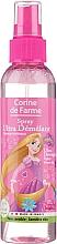 Voňavky, Parfémy, kozmetika Sprej pre ľahké rozčesávanie vlasov Rapunzel - Corine de Farme Disney Princess Spray