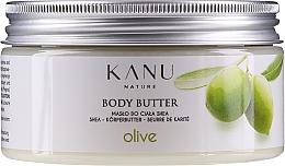 """Voňavky, Parfémy, kozmetika Maslo na telo """"Oliva"""" - Kanu Nature Olive Body Butter"""