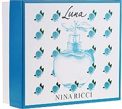 Voňavky, Parfémy, kozmetika Nina Ricci Luna - Sada (edt/80ml + b/lot/100ml)
