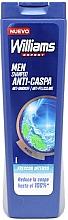 Voňavky, Parfémy, kozmetika Šampón proti lupinám - Williams Refresh Anti-Dandruff Shampoo