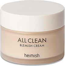 Voňavky, Parfémy, kozmetika Hydratačný krém na tvár - Heimish All Clean Blemish Cream