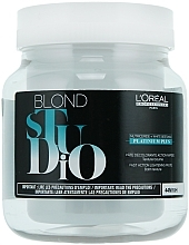 Voňavky, Parfémy, kozmetika Bezfarbená pasta - L'Oreal Professionnel Blond Studio Platinium Plus
