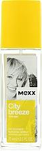 Voňavky, Parfémy, kozmetika Mexx City Breeze For Her - Deodorant