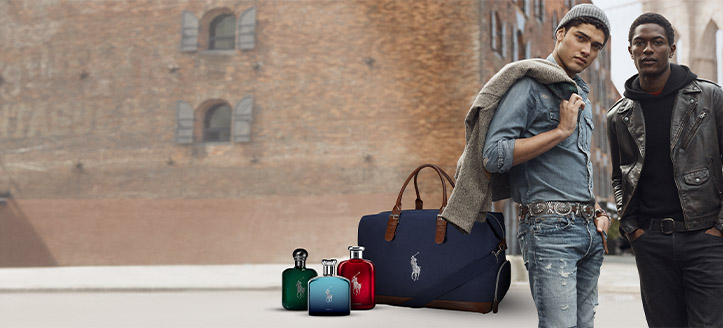 Pri nákupe výrobkov Ralph Lauren v hodnote vyše 69 € získaj značkovú tašku ako darček