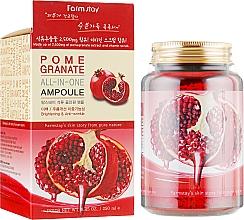 Voňavky, Parfémy, kozmetika Ampulkové sérum s extraktom z granátového jablka - FarmStay Pomegranate All In One Ampoule