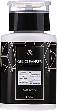Voňavky, Parfémy, kozmetika Prostriedok na odstránenie lepkavej vrstvy - F.O.X Gel Cleanser Care System