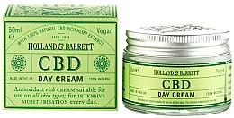 Voňavky, Parfémy, kozmetika Denný krém na tvár - Holland & Barrett CBD Day Cream