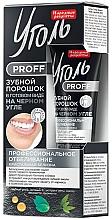 Voňavky, Parfémy, kozmetika Zubný prášok v hotovej forme na čiernom uhlí Kryštálová belosť - Fito Kozmetika Ľudové recepty