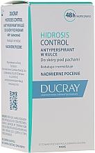 Voňavky, Parfémy, kozmetika Antiperspirant - Ducray Hidrosis Control Roll-On Anti-Transpirant