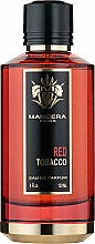 Voňavky, Parfémy, kozmetika Mancera Red Tobacco - Parfumovaná voda