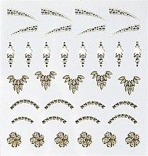 """Voňavky, Parfémy, kozmetika Dekoratívne nálepky na nechty """"Pearl"""" - Peggy Sage Decorative Nail Stickers Jewel"""