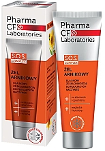"""Voňavky, Parfémy, kozmetika Gél na poškodené kapiláry """"Arnika"""" - Pharma CF S.O.S. Complex Gel"""