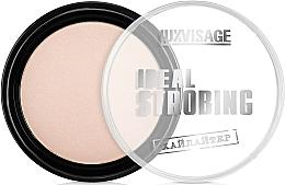 Voňavky, Parfémy, kozmetika Kompaktný rozjasňovač na tvár - Luxvisage Ideal Strobing