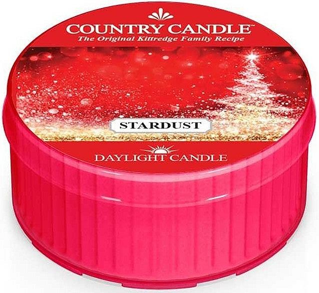 """Čajová sviečka """"Hviezdny prach"""" - Country Candle Stardust Daylight — Obrázky N1"""