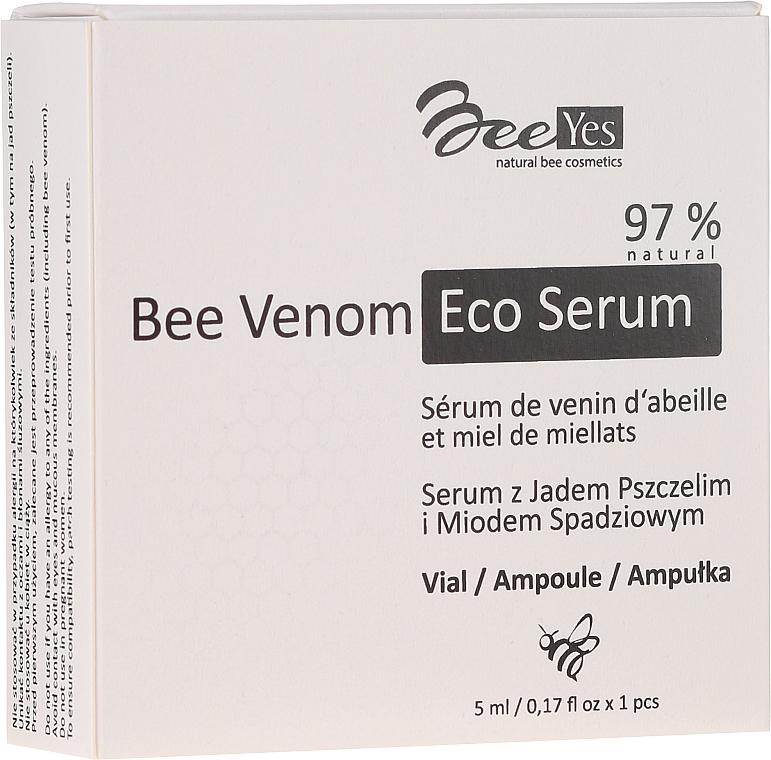 Protistarnúce hydratačné sérum na tvár - BeeYes Bee Venom Eco Serum — Obrázky N2