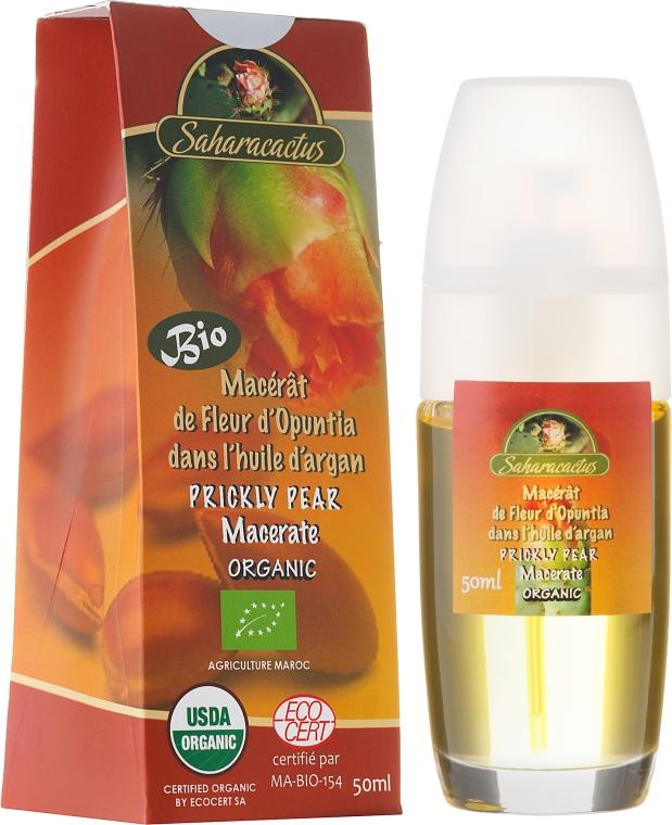 Macerát kvetov opuncií figy - Efas Saharacactus Macerat Opuntia Ficus in Argan Oil