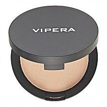 """Voňavky, Parfémy, kozmetika Kompaktný púder so zrkadlom """"Tvár"""" - Vipera Face Powder"""
