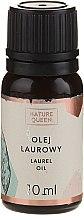 """Voňavky, Parfémy, kozmetika Esenciálny olej """"Bobkový list"""" - Nature Queen Essential Oil Laurel"""