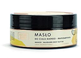 """Voňavky, Parfémy, kozmetika Olej na telo """"Mango a mandarínka"""" - Nature Queen Body Butter"""