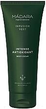 Voňavky, Parfémy, kozmetika Krém na telo - Madara Cosmetics Infusion Vert Intense Antioxidant Body Cream
