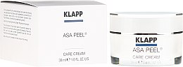 Voňavky, Parfémy, kozmetika Krémový peeling na tvár - Klapp ASA Peel Cream ACA