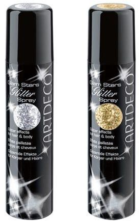 Sprej - Artdeco Glam Stars Glitter Spray — Obrázky N2