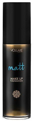 Make-up - Vollare Matt Make-up Foundation