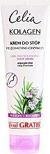 Voňavky, Parfémy, kozmetika Výživný krém pre nohy - Celia Collagen Foot Cream