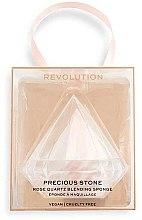 Voňavky, Parfémy, kozmetika Špongia na make-up - Makeup Revolution Precious Stone Diamond Blender&Case