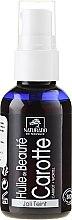 Voňavky, Parfémy, kozmetika Olej na tvár s mrkvou - Naturado Carrotte Oil