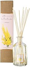 "Voňavky, Parfémy, kozmetika Aromatický difúzor ""Mimóza"" - Ambientair Le Jardin de Julie Mimosa"