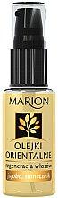 Voňavky, Parfémy, kozmetika Výživný olej na vlasy - Marion Regeneration Oriental Oil