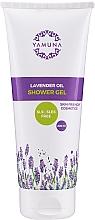 Voňavky, Parfémy, kozmetika Sprchový gél s levanduľovým olejom - Yamuna Lavender Oil Shower Gel