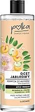 """Voňavky, Parfémy, kozmetika Šampón na vlasy """"Jablčný ocot"""" - Polka Apple Vinegar Shampoo"""