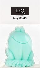 """Voňavky, Parfémy, kozmetika Ručne vyrábané prírodné mydlo """"Žaba"""" s arómou kivi - LaQ Happy Soaps Natural Soap"""