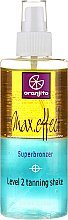 Voňavky, Parfémy, kozmetika Dvojfázový sprej na opaľovanie v soláriu - Oranjito Level 2 Tanning Shake