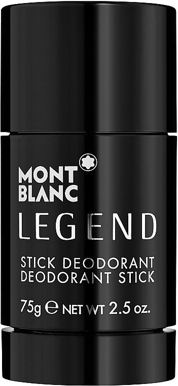Montblanc Legend Stick - Deodorant