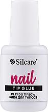 Voňavky, Parfémy, kozmetika Lepidlo na tipy - Silcare Nail Tip Glue