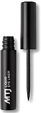 Voňavky, Parfémy, kozmetika Očná linka - MTJ Cosmetics Liquid Eyeliner