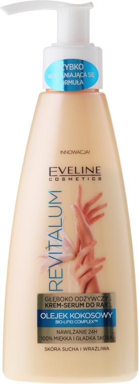 Hlboké výživné sérum na ruky - Eveline Cosmetics Revitalum